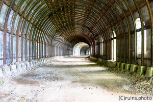 トンネル廃虚として最高の美しさを誇る:赤沢隧道(神奈川県小田原市)