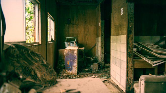 益田競馬場厩舎2
