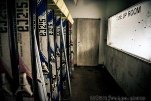 周囲は毒ガスが立ち込める危険な廃虚:草津シズカ山スキー場(群馬県草津町)