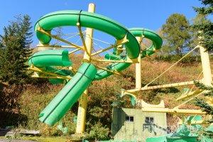 財政破綻の町にある遊園地:アドベンチャーファミリー(北海道夕張市)