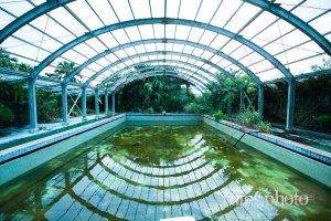 温泉枯渇により閉鎖となった廃ホテル:八丈温泉ホテル(東京都八丈町)