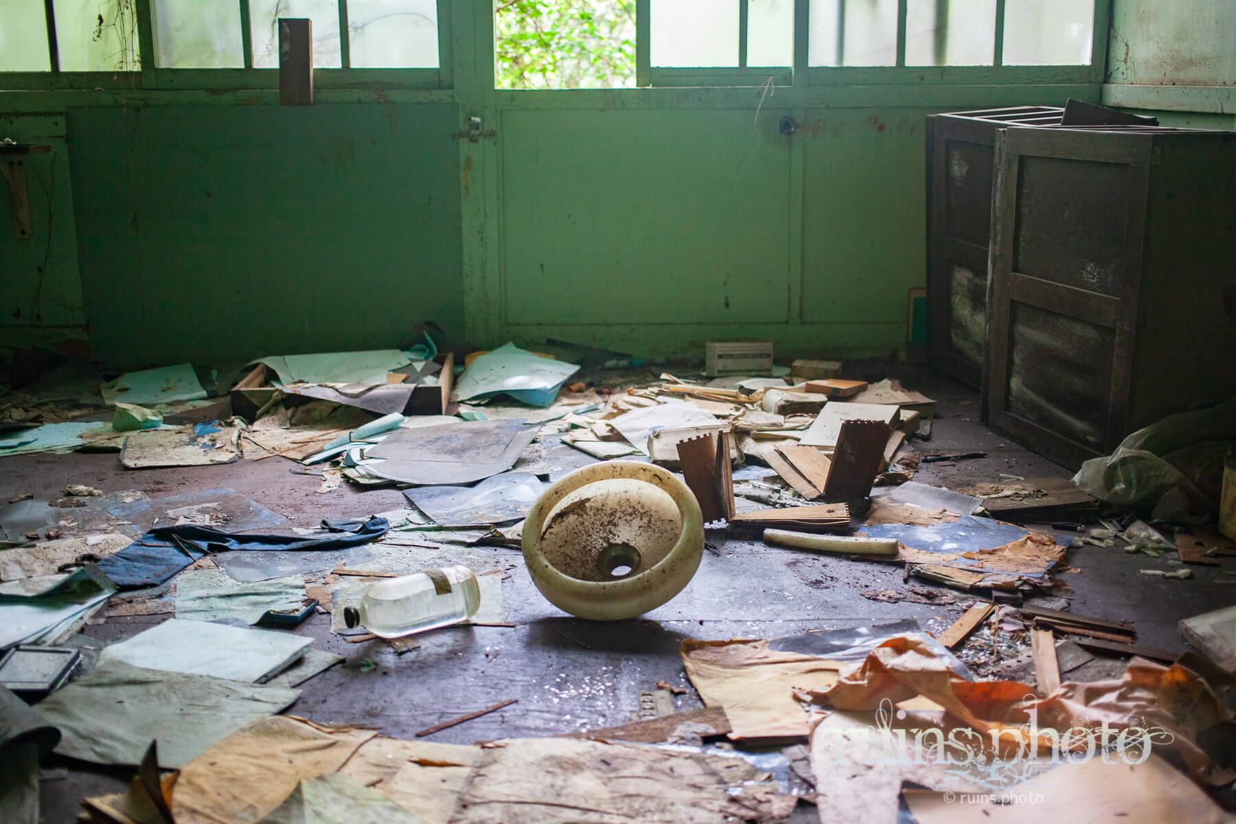 日窒診療所:用途不明の部屋