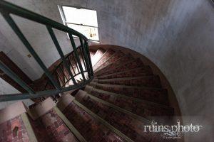 別荘地にあるドイツの城のような廃墟:魔女の館(広島県呉市)