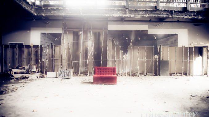 富士白糸ワンダーミュージアム1階エントランス
