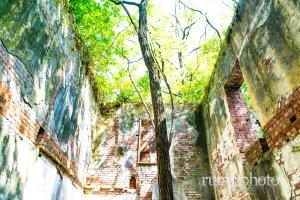 吉田茂と縁のある美しい廃虚:竹内農場・赤レンガ西洋館(茨城県龍ケ崎市)